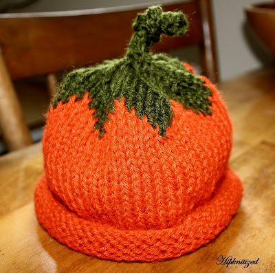 Knitted Pumpkin Pattern - 1000 Free Patterns