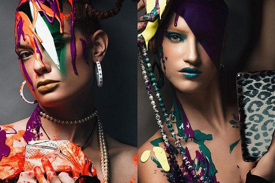 Grace O'Malley: Make-up Art on Top Model Ideas  id=45938