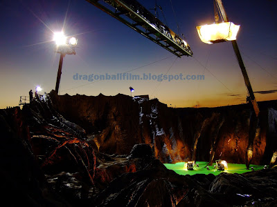 Dragon Ball Z: Película Live-Action Dragonballset1