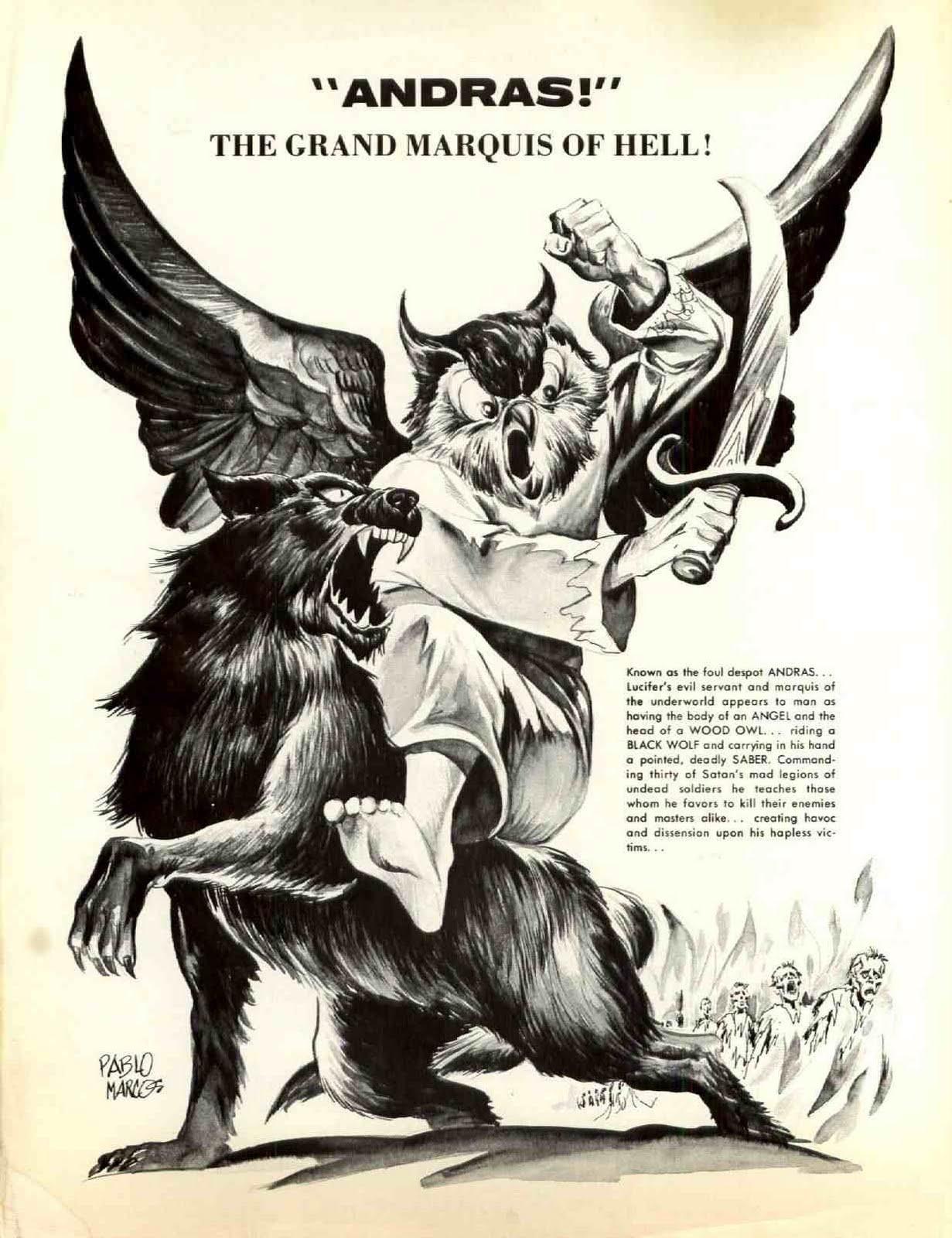 raven demonic rage