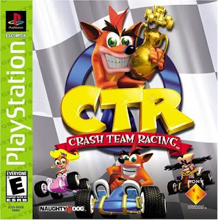 Crash Team Racing: PS1