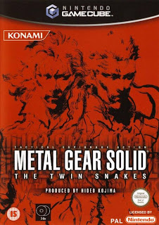 Baixar Metal Gear Solid: The Twin Snakes: Game Cube Download Games Grátis
