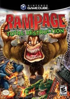 Baixar Rampage Total Destruction: Game Cube Download Games Grátis