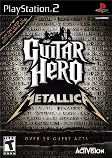 Guitar Hero: Metallica: PS2 Download Games Grátis