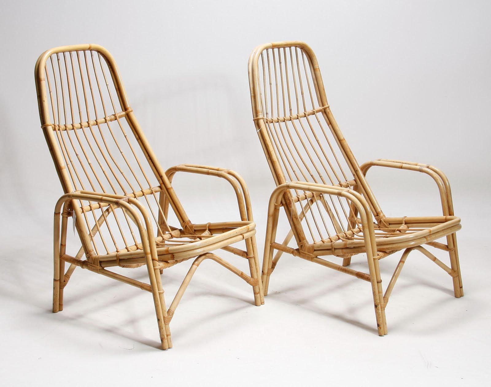 Home Grooming: Rattan furniture