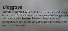 Evelina 080320 (Eskilstuna-Kurirens helgbilaga)