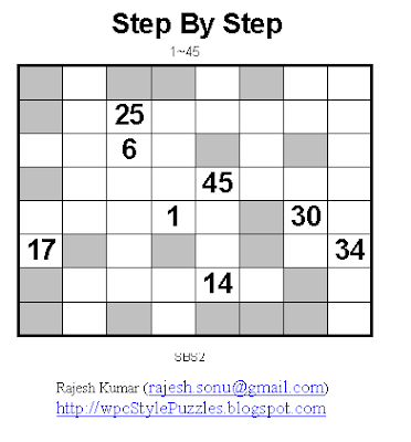 Logic Puzzles: Step By Step