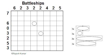 Logic Puzzles: Battleships