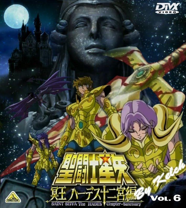 Anime And Final Fantasy: Saint Seiya Hades PS2 O.S.T