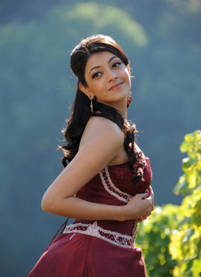 Hq Collections Darling Movie Kajal Agarwal Latest Stills-3573