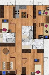 Empresa MP: Nuestra primer diseño de la casa