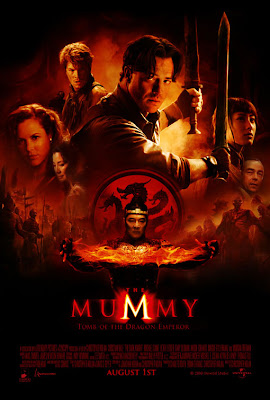 Mummy 3 poster