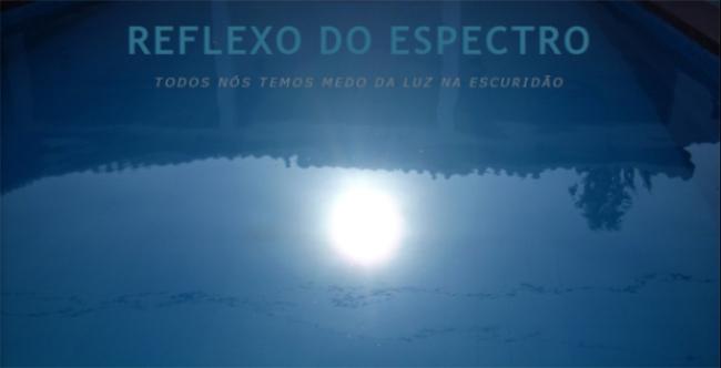 reflexo do espectro