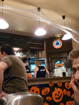 Breakfast in America soirée Halloween