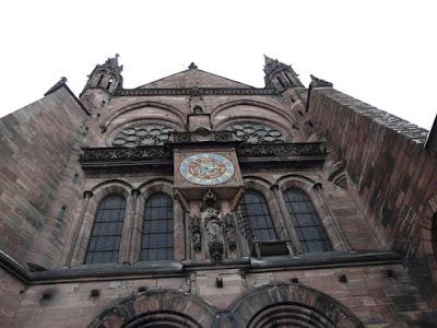 visite horloge astronomique de Strasbourg