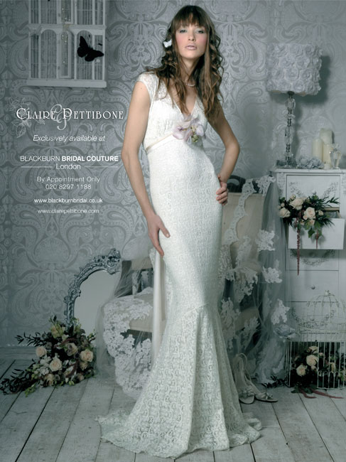 I've Fallen for Ivory- la robe de mariage