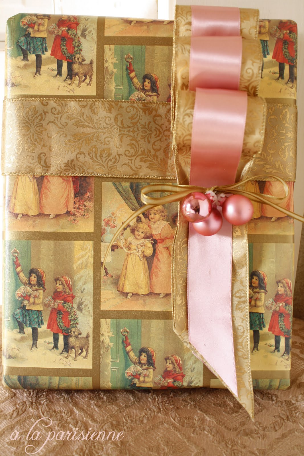 Romantic Gift Wrap