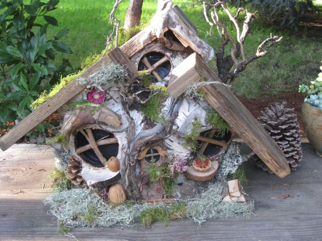 Gnome Stories At Whimsical Woods Gnome Homes