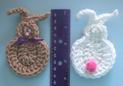 The Top Five Free Crochet Patterns For Easter - List My Five
