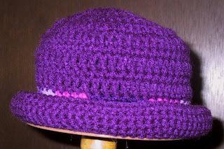 Suzies Stuff  ROLL BRIM HAT - CHILD S (c) cce066471b7