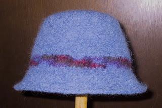 48c9ec09af3 Suzies Stuff  FELTED ROLL BRIM HAT (C)