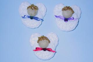 My Heart Wing Angels - Crochet Angel+sm