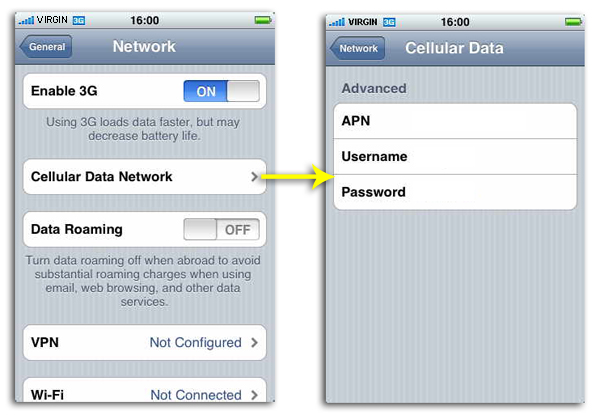 apn settings iphone gizmanila getting without wifi 6367