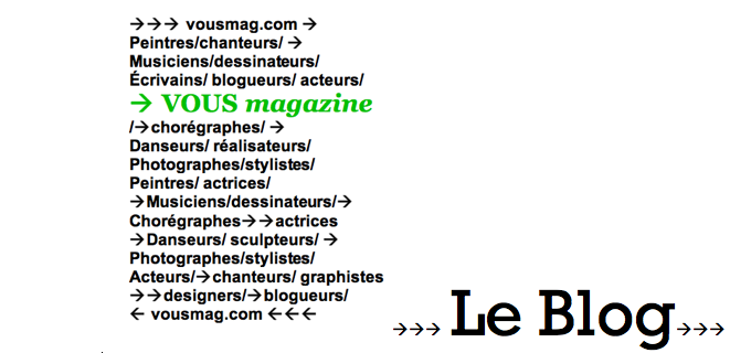 VOUS mag