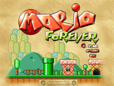 Super Mario Bross Forever 2007