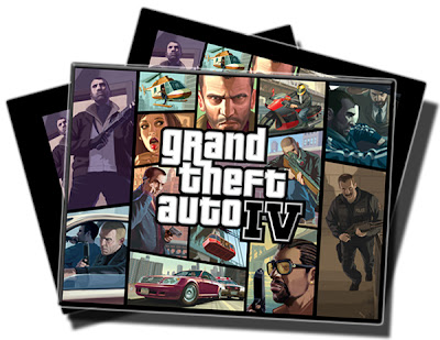 Grand Theft Auto IV - Wallpaper Pack
