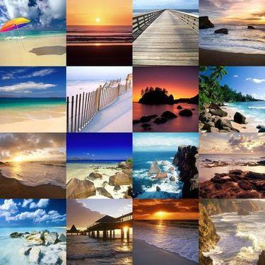 beach wallpaper. each wallpaper. makeup Beach