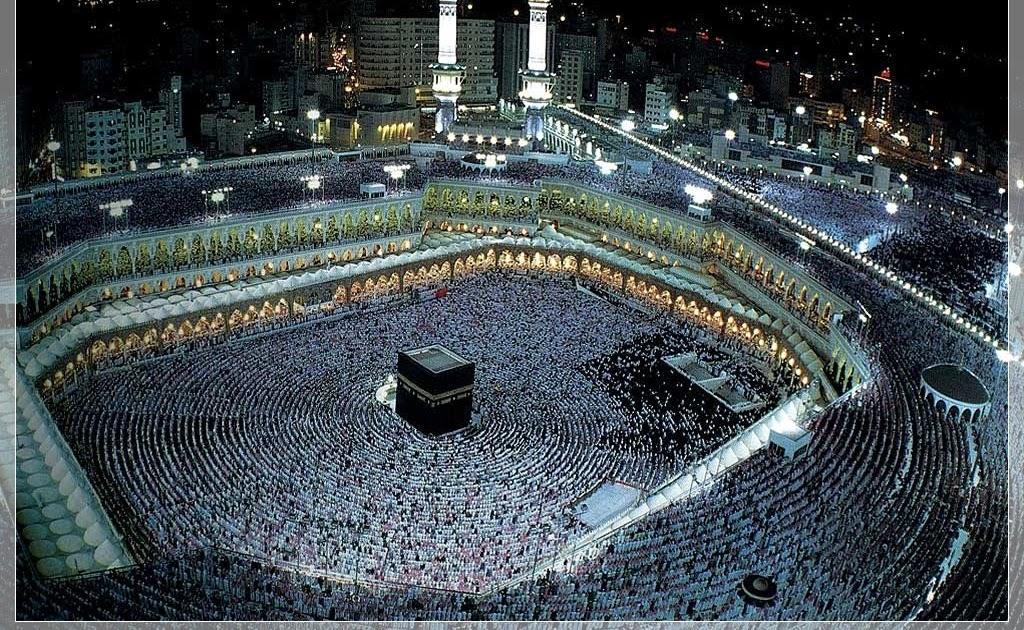 Masjidil Haram - Wallpaper Islamic