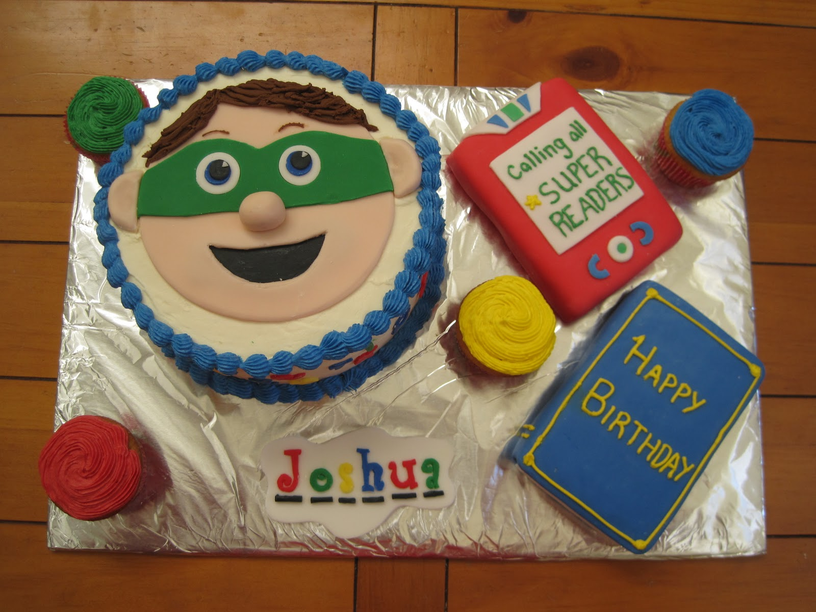 Cooper Cakes Joshua S Birthday Take 2