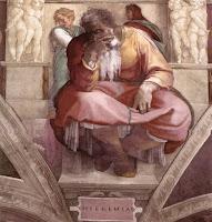 Miguel Ángel, Jeremías
