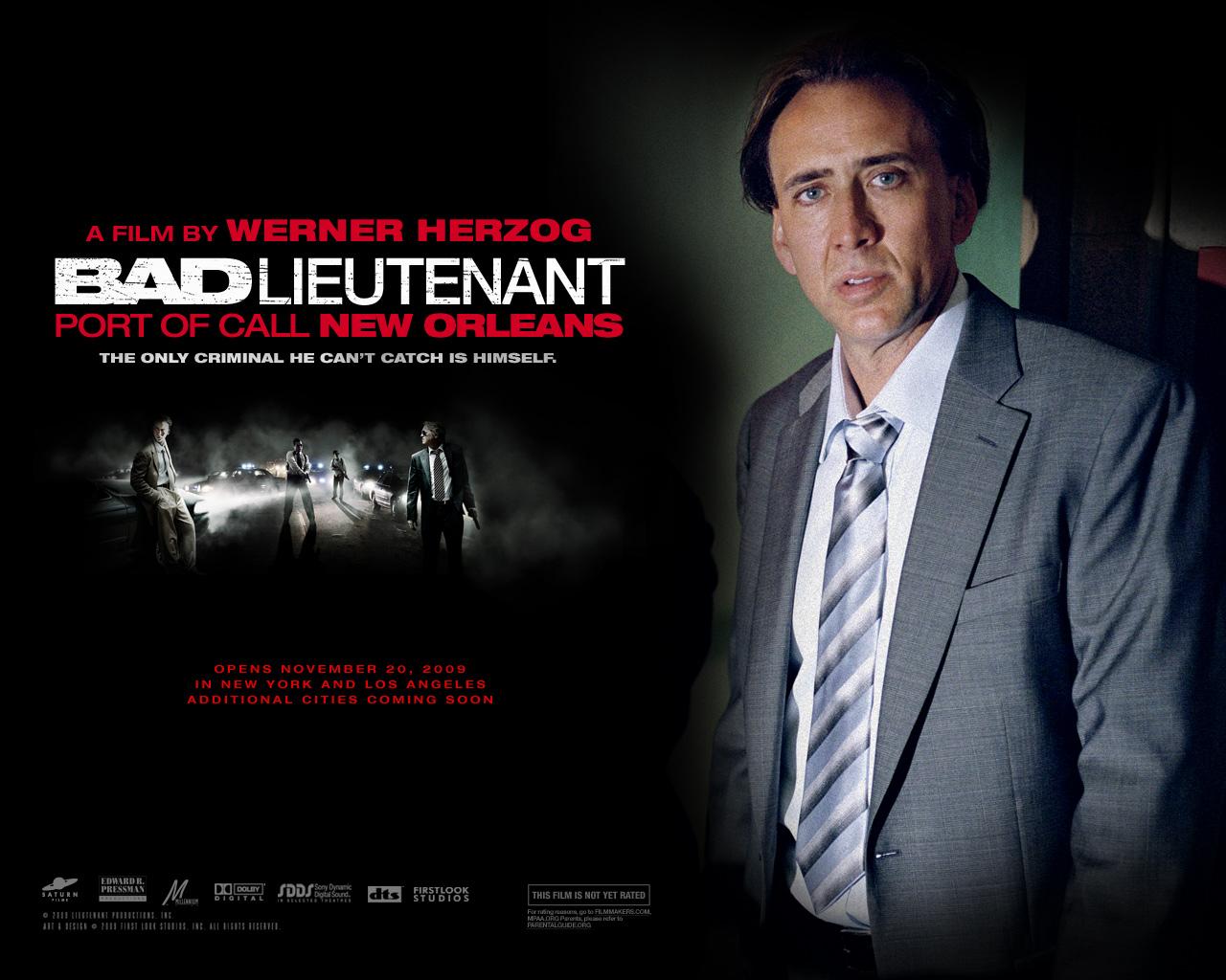 Enter The Movies Bad Lieutenant Herzog Style