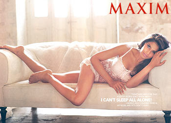 Bipasha Basu on The Cover Of Maxim India
