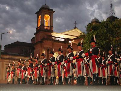 regimiento infanteria 1