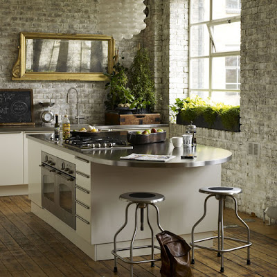 Industrial Kitchen Stools Quartz Willow Decor For All Styles