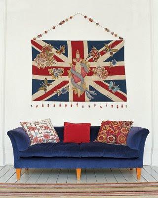 Awe Inspiring Willow Decor Red White Blue Decorating Short Links Chair Design For Home Short Linksinfo