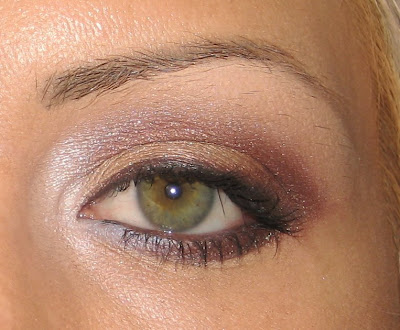 Celebrity Fashion Shop Look Makeup For Green Eyes