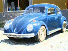 O Trovão Azul Original: