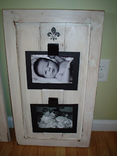 Beans And Buttons Upcycled Wall Photo Holders