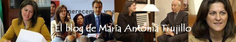 El blog de María Antonia Trujillo