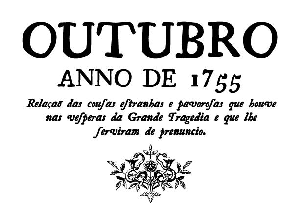 Outubro de 1755
