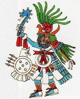 Los Dioses De Los Aztecas Dioses Aztecas Curriculum Nacional Mineduc Chile Para Esta Civilización Existían Dioses En El Cielo Y En La Tierra
