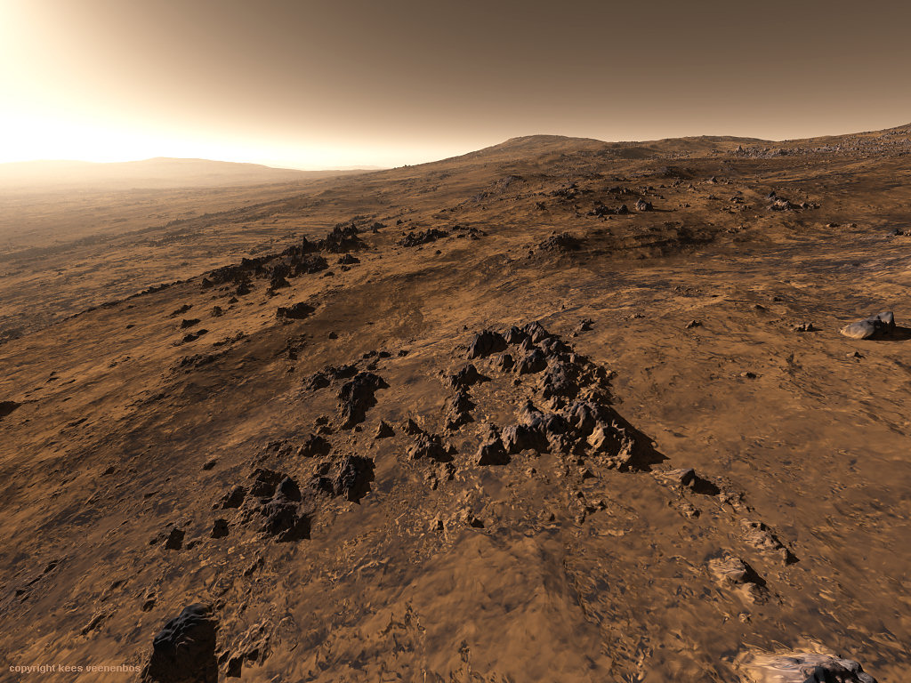 The gallery for --> Mars Surface Photos Real