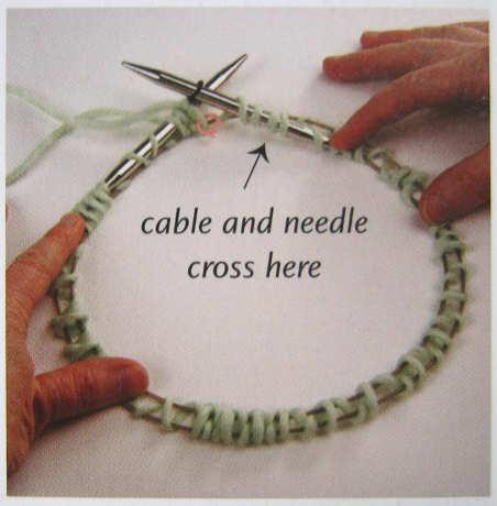 Idaho Beautys Creative Journey Moebius Knitting