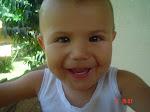 Gabriel smiling