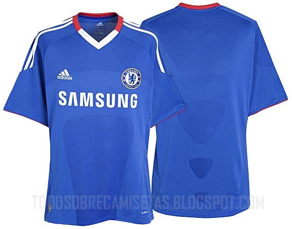 dad5cefe72e8c Camiseta del Chelsea FC 2010 11