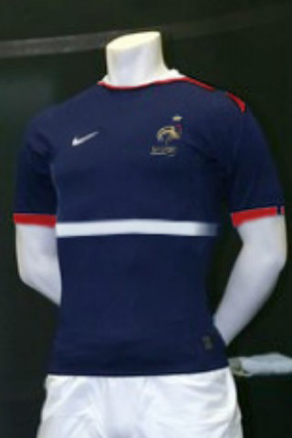 big sale 88961 c094f Aquí están algunas imágenes de las que podría ser la próxima camiseta de la  selección francesa de fútbol, ya que su contrato con adidas finaliza este  año ...